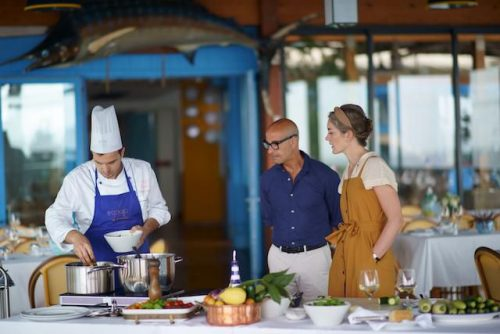 New Food Travel Series With Stanley Tucci