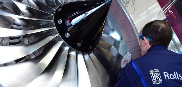 Rolls-Royce plunges into the red on air travel hit