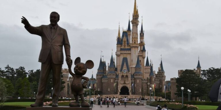 Tokyo Disney shackled by COVID as leisure industry struggles