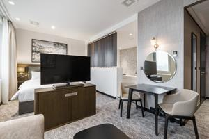 Radisson Hotel & Suites Amsterdam South suite